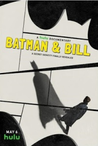 Batman & Bill poster ad - borderless