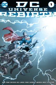 DC Universe - Rebirth (216)