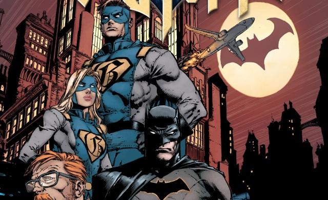 Batman 001 (2016)